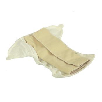 OsoCozy Organic Prefold Cloth Diaper New Diaper Cover Fit